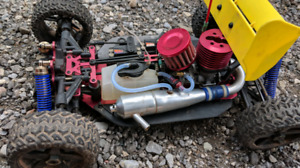 Thunder Tiger EB-4 S2 Competition Nitro Buggy RC