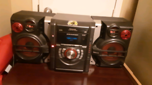 Panasonic 5cd changer