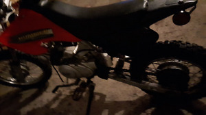 2011 Baja 90 cc 2 stroke