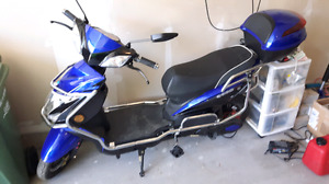 Emmo Hornet E-Bike basically brand new