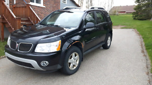 Pontiac torrent  AWD 2009; fiable et solide