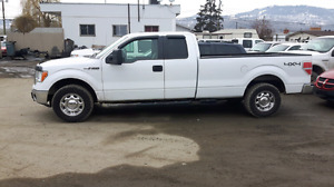 2010 ford f 150 XLT EXT cab long box 4x4