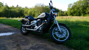 1997 Honda shadow 1100 spirit