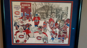 Montreal Canadiens Artwork