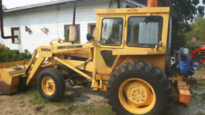 Ford Wheel tractor/loader