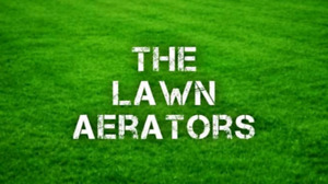 The Lawn Aerators. Aeration & Dethatching starting at $30!