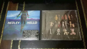 Hedley Marianas Trench Sealed Albums