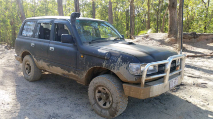 Diesel 80s series Toyota Landcruiser **long rego** Mango Hill Pine Rivers Area Preview