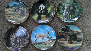 Collector Plates - Assorted