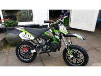 Kids 50 cc dirt bike