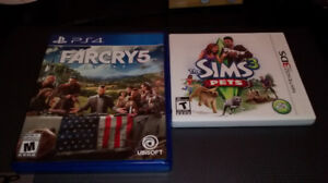 Far Cry 5 & Sims 3: Pets