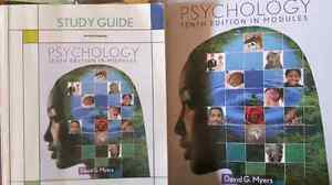 Psychology tenth edition in modules.  David g. Myers Cambridge Kitchener Area image 1