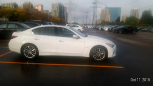 Infinity Q50 3.0t Lease take over