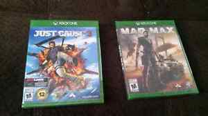 2 xbox one games