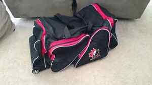 Team Canada large hockey bag  London Ontario image 1