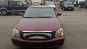 2001 Cadillac STD Fully loaded