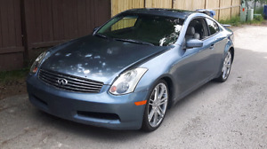 """05 G35 Rev-Up 6mt Coupe """"Cash Offers"""""""