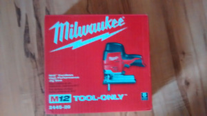 Milwaukee Jig Saw For Sale