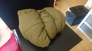 Military Issue Sleeping Bag