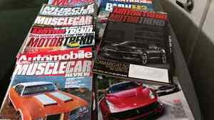 Assorted Car Magazines 2010-2016 West Island Greater Montréal image 1