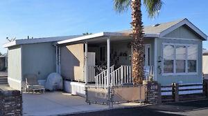 STUNNING 2 Bed, 2 Bath Park Model in Yuma, AZ great 55Plus LQ400