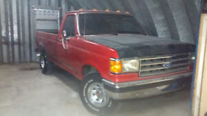 1987 Ford F-150 2wd