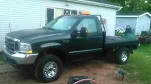 LOOKING FOR A CAB OR CAB TOP HALF FOR MY FORD F-250 - F-350