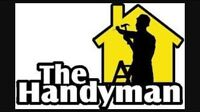 Handyman services for you!