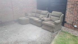FREE DELIVERY!!MARKS AND SPENCER 3+1 SEATER SOFA