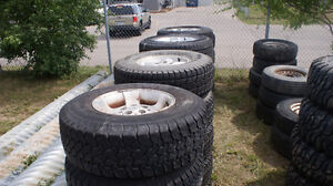 Used Tires/Wheels @Offroad Addiction London Ontario image 3