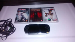 PlayStation Portable + Games