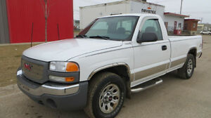 2006 GMC Sierra 1500 4WD V6 No Accidents No Rust Long Box