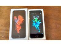 iPhone 6S Black/Grey. Nearly New.