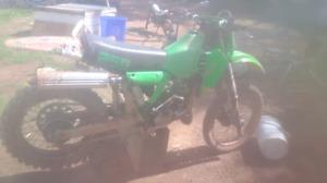 1983 kx 250