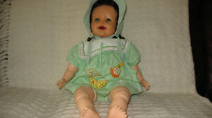 IDEAL DOLL FROM 1950's