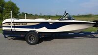 2000 Ski Nautique 196 Millenium Edition - Closed Bow