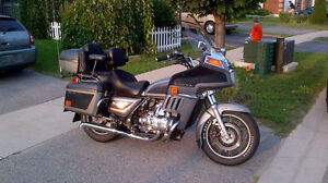 Classic Honda Goldwing Aspencade Beautiful Loaded