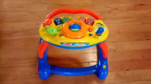 Push walker and activity table
