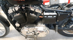 2000 Harley Davidson - please read summary for km's details