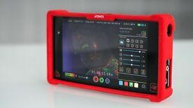 Atomos Ninja Assassin 4K Monitor and Recorder!