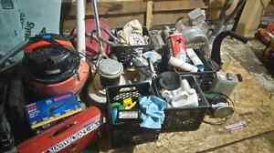 kit pose et sablage de plancher incluant camion
