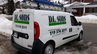 D.L & Sons Plumbing