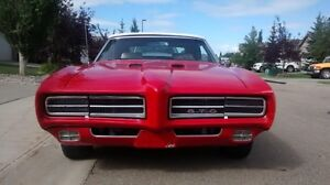 1969 Pontiac GTO Hide Aways or complete clip