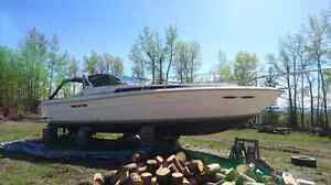 1981 39' sea ray make offer need gone