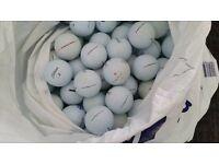 titlist pro v1, NIke, Dunlop, Wilson, loads more golf balls