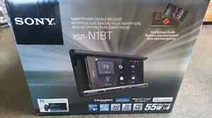 Sony Smartphone Vehicle Cradle Receiver XSP-N1BT Stereo
