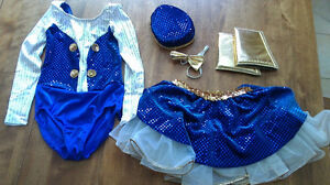 Costume de dance Let's go to the movies