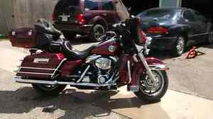 2002 Harley Davidson Ultra Classic Electra Glide