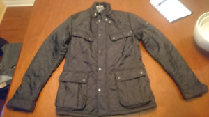 Barbour coat - size small