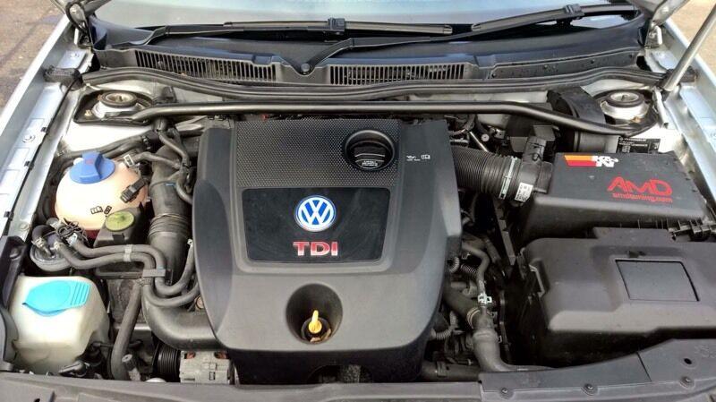 Audi S3 Tt Strut Brace Mk4 Golf Bora Leon In Dunbar